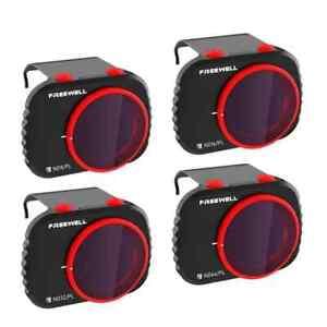 Freewell Mavic Mini 1 & 2 Bright Day 4 Pack Filters