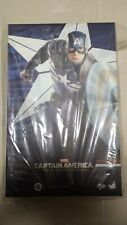 Hot Toys MMS 242 Captain America 2 Winter Soldier Stealth S.T.R.I.K.E Suit NEW