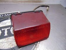 90 SUZUKI GS500 E GS 500E GS500E REAR TAIL LIGHT BRAKE LAMP