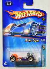 HOT WHEELS 2005 FIRST EDITIONS FLATTERY DROP TOPS 6/10 #026 FACTORY SEALED