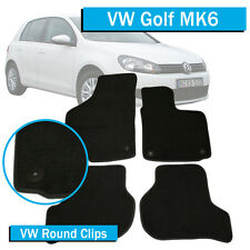 VW Volkswagen Golf MK6 - (2009-2013) - Tailored Car Floor Mats