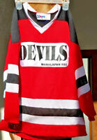 Hockey Jersey Devils Manalapan Rec Size M Sports Team Collectible #8