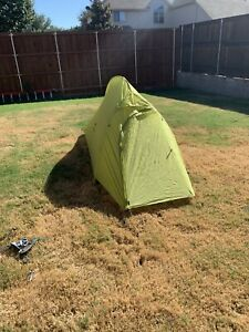 Naturehike Cloud-Up 1 Person Lightweight Backpacking Tent with Footprint - 3 Sea