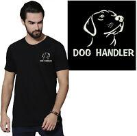 DAXMAX K9 UNIT DOG HANDLER HI VIS TSHIRT