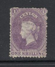 Ceylon, Sc 57 (SG 71), MNG (no gum)