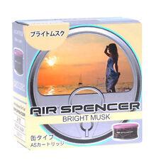 eikosha JDM AIRE Spencer Aire Ambientador Lata - Luz ALMIZCLE aroma