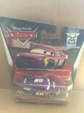 DISNEY CARS DIECAST - Manny Flywheel - Cola - New 2017 Series - Combined Postage