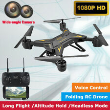 KY601S WIFI FPV RC Quadcopter Drone With 1080P 5.0MP Camera Selfie Drone