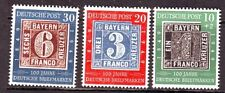 GERMANY Sc 667-8,B309 NH ISSUE OF 1949 - STAMPS-ON-STAMPS