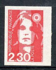 STAMP / TIMBRE FRANCE NEUF N° 2630 ** MARIANNE DU BICENTENAIRE / DE CARNET