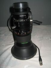 FUJI FUJINON TV.Z - VCL-1012BY ZOOM LENS 1:1.7/10-120mm