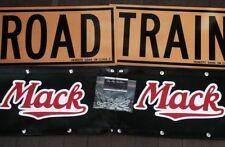 Black Road Train Kit - Western Star, Kenworth, Mack Trucks etc.
