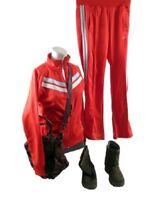 Paradise Stripper #1 Alyshia Ochse Movie Costume Nike Jacket Pants Wardrobe Tag