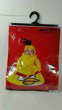 Angry Birds Yellow Bird Halloween Infant Costume  (0-9 months)