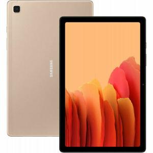 "Samsung Galaxy Tab A7 32GB 10.4 Wi-Fi Tablet Computer 10.4"" WiFi - Gold Not Used"