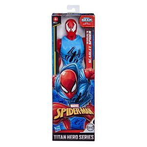 Scarlet Spider - Figura - Spiderman Titan Hero Series - 4 AÑOS+
