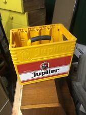 Jupiler Small Plastic Beer Crate (10 Bottles) (1 Of 2)