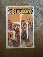 100 Bullets (1999 series) #50 in NM condition. DC comics