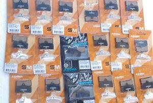14 Packungen Bremsbeläge Semi Metal Shimano Saint BR-M810 Ashima