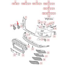 AUDI A3 8V Guardabarros Delantero Derecho Soporte De Montaje 8V0821468E Nuevo Original