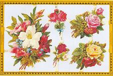 Chromo Le Suh Bouquet de fleurs A161 Flowers