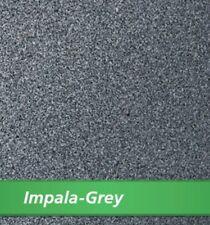 Granit Impala Grey Terassenplatten 60 x 60 x 3cm Geflammt