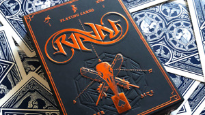 BRAND NEW CARDS - Ravn Mani Playing Cards Designed