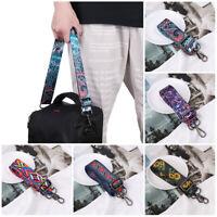 New Nylon Colored Bag Accessories Adjustable Shoulder Hanger Handbag Straps Belt