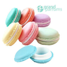 36 Macaron Containers Plastic Lip Balm Jars Pots Diy Lip Gloss, Salve Perfume