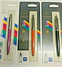 Parker Jotter Original  Retro colours medium point Blue Ink Made in France