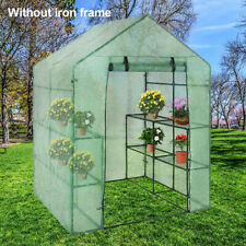 EG_ MINI PORTABLE GREENHOUSE  FLOWER WATERPROOF PROTECTIVE COVER PLANT GROW TENT