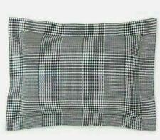 Ralph Lauren Home King Pillow Sham Screening Room Lombard Cotton Navy/Cream $215