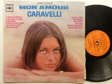 Caravelli – Mon Amour CBS – 9819 Pressage Argentine