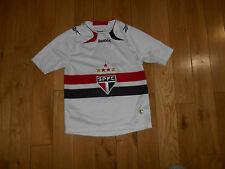 Reebok SPFC São Paulo Futebol Clube #10 Toddler Jersey Kit 2T Soccer Brazil