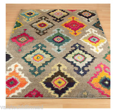 ORIENTAL WEAVERS 5990 E Groovy RugsMulti Coloured 120 x 170cm