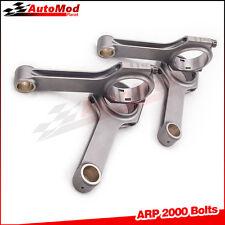 H Beam Bielle Con Rods Rod for Ford Duratec 2.0 Mazda MZR 2.0 Pleuel 800HP ARP