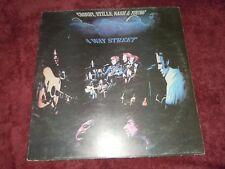 Crosby Stills Nash & Young Four Way Street Orig.1971 2 LP's 1st UK Stunning RARE
