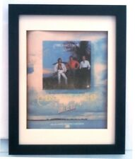 ELP*Love Beach*1978*RARE*ORIGINAL*POSTER*AD*FRAMED*FAST WORLD SHIP