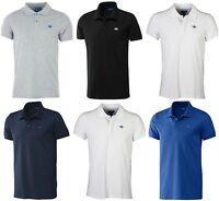 Adidas Originals Mens Trefoil Polo T Shirts Pique Tee Cotton TShirts Sports Top