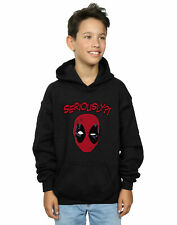 Marvel Boys Deadpool Seriously Hoodie