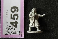 Ral Partha Imports 1984 Figher Paladin Cleric Wizard Pre Slotta Solid Base Metal