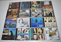 90s 00's Rock 16 CD Bundle Mixed Artists Blur Nirvana Muse Deacon Blue Placebo