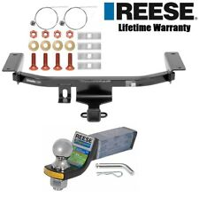 """Reese Trailer Hitch For 16-19 Mazda CX-9 All Styles w/ Ball Mount & 2"""" Ball"""