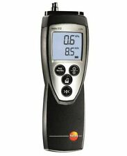 Testo 512 0560 5128 Pressure and flow velocity measuring instrument 0 to 200 h✦K
