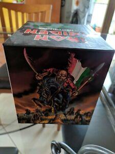 """Iron Maiden Edizione Limitata """"The Beast Collection"""" Cofanetto Completo Italia"""
