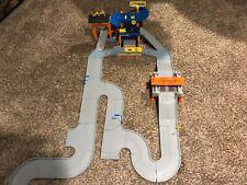 Hot Wheels Lot Track set