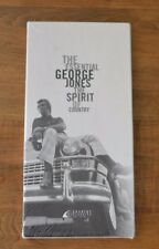 The Essential George Jones: The Spirit Of Country 2CD Long Box, 32 page book NEW