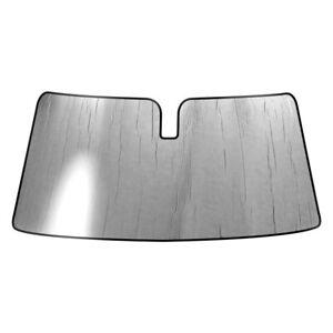 Silver Custom Fit Sun Shade for Honda Vehicles - Windshield Heat Shield Screen