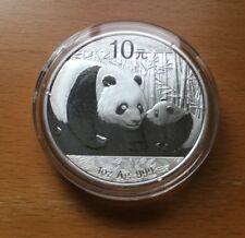 2011 China 1 oz .999 Silver Chinese Panda BU Coin