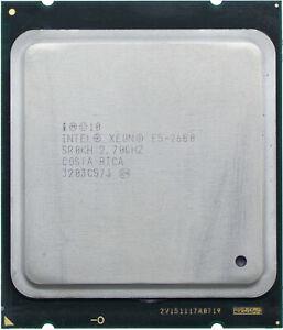 Intel Xeon E5-2680-V1 (SR0KH) 2.70GHz 8-Core LGA2011 CPU